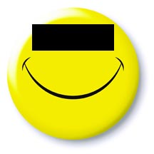 Blind Smiley Face